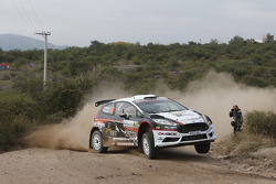 Quentin Gilbert and Nicolas Klinger, Ford Fiesta R5