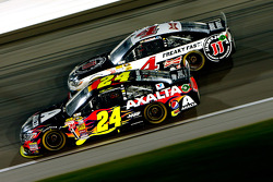 Jeff Gordon and Kevin Harvick