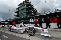Car of Scott Dixon, Target Chip Ganassi Racing Chevrolet