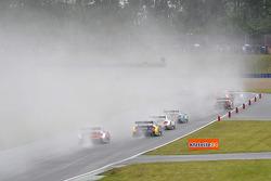 Rain race in Oschersleben