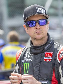 Kurt Busch, Andretti Autosport Honda