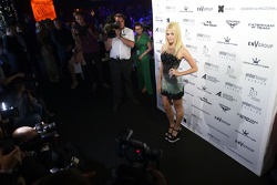 Pixie Lott, Singer at the Amber Lounge Fashion Show