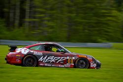 #08 Revel Rock/MBPR Racing Porsche 997: Martin Barkey, Kyle Marcelli
