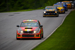 #77 Compass360 Racing Subaru WRX STI: Kyle Gimple, Ryan Eversley