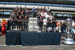 The public drivers meeting
