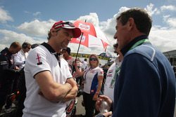 Carl Fogarty & Troy Corser