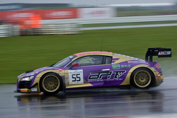 #55 Brothers Racing Team Audi R8LMS Ultra: Congfu Cheng, Sun Zheng, Andre Couto