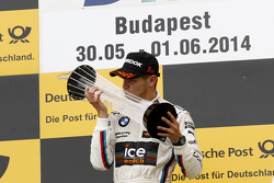 Podium, Marco Wittmann, BMW Team RMG BMW M4 DTM