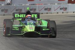 INDYCAR: Jack Hawksworth, Bryan Herta Autosport w/Curb Agajanian Honda