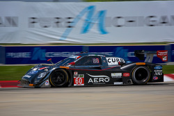 #60 Michael Shank Racing with Curb/Agajanian Ford EcoBoost/Riley: John Pew & Oswaldo Negri Jr.