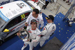 Winner Ma Qing Hua, Citroen C-Elysee WTCC, Citroen Total WTCC