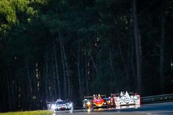 #41 Greaves Motorsport Zytek Z11SN - Nissan: Rudolf Nunemann, Alessandro Latif, James Winslow, #34 Race Performance Oreca 03 - Judd: Michel Frey, Franck Mailleux, Jon Lancaster, #20 Porsche Team Porsche 919 Hybrid: Timo Bernhard, Mark Webber, Brendon Hart
