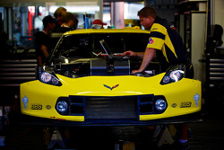 #74 Corvette Racing Chevrolet Corvette - C7