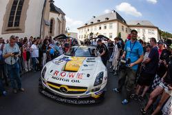 #23 Rowe Racing Mercedes-Benz SLS AMG GT3