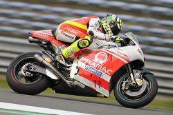 MOTOGP: Andrea Iannone, Pramac Ducati