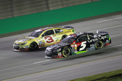 Austin Dillon and Kasey Kahne