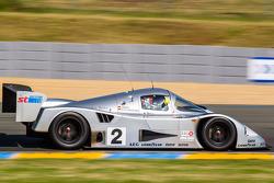 #2 1990 Mercedes C11: Shaun Lynn
