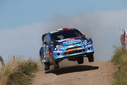 Michal Solowow and Maciej Baran, Ford Fiesta WRC
