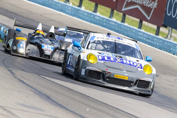 TUSC: #44 Magnus Racing Porsche 911 GT America: John Potter, Andy Lally