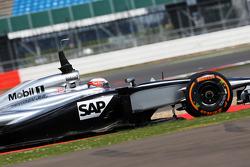 F1: Kevin Magnussen, McLaren MP4-29