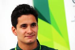 F1: Julian Leal, Caterham F1 Team Test Driver