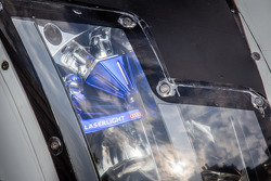 Laserlight headlight system on the Audi Sport Team Joest Audi R18 E-Tron Quattro