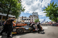 #26 G-Drive Racing Morgan - Nissan