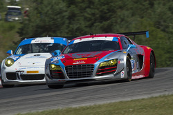 #35 Flying Lizard Motorsports Audi R8 LMS: Seth Neiman, Dion von Moltke , Spencer Pumpelly