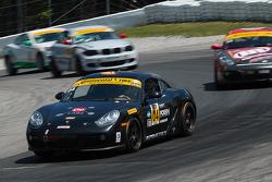 #04 Autometrics Motorsports Porsche Cayman: Adam Isman, Remo Ruscitti