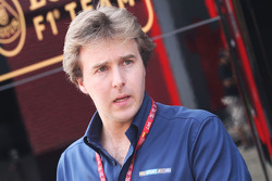 Davide Valsecchi, Sky Sports F1 Presenter