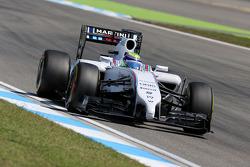 F1: Felipe Massa, Williams F1 Team