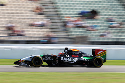 Nico Hulkenberg, Sahara Force India F1 VJM07