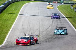 #59 Team Sofrev-Asp Ferrari F458 Italia GT3: Christophe Bourret, Pascal Gibon, Jean-Philippe Belloc