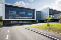 Porsche development centre - Weissach