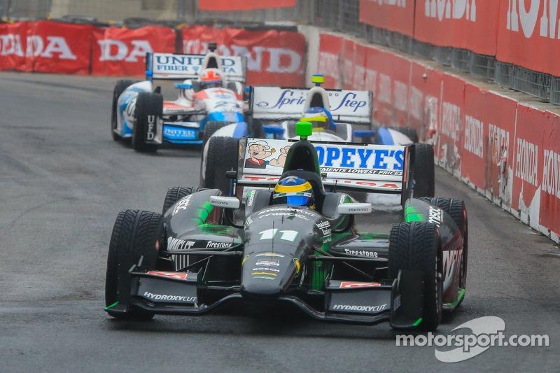 Sébastien Bourdais, KVSH Racing Chevrolet