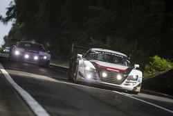 #75 ISR Audi R8 LMS ultra: Marc Basseng, Fabian Hamprecht, Filip Salaquarda