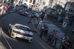 #84 HTP Motorsport Mercedes SLS AMG GT3: Harold Primat, Nico Verdonck, Bernd Schneider
