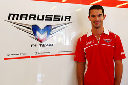 F1: Alexander Rossi, Marussia F1 Team Reserve Driver