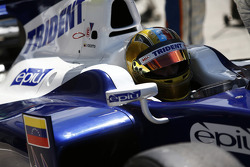 GP2: Johnny Cecotto