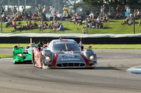 #60 Michael Shank Racing with Curb/Agajanian Ford EcoBoost/Riley: John Pew, Oswaldo Negri
