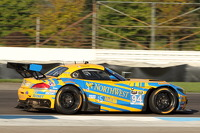 #94 Turner Motorsport BMW Z4: Dane Cameron, Paul Dalla Lana