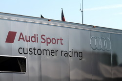 Audi customer racing