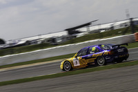 #68 Ford Mondeo: Richard Meins, Rob Huff