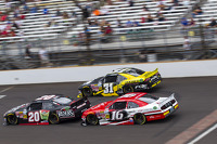 Matt Kenseth, Dylan Kwasniewski and Ryan Reed