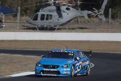 V8SUPERCARS: Scott McLaughlin, Polestar Racing Volvo S60