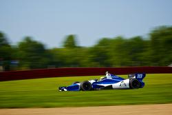 INDYCAR: Carlos Huertas, Dale Coyne Racing Honda