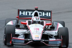 INDYCAR: Helio Castroneves, Penske Racing Chevrolet