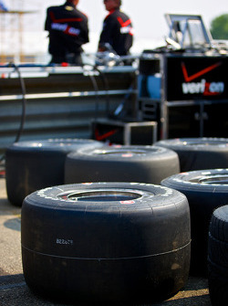 Indy Car Tires