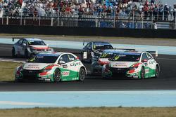 Gabriele Tarquini, Honda Civic WTCC, Castrol Honda WTCCC Team
