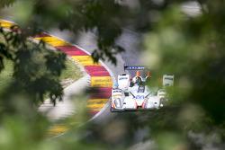 #54 CORE autosport ORECA FLM09: Jonathan Bennett, Colin Braun